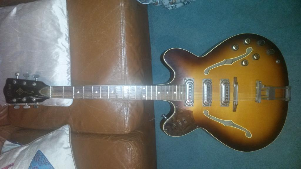 Help identifying this guitar | Warwick Forum