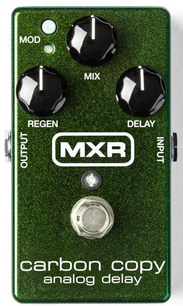 MXR M169 Carbon Copy Analog Delay - 01.jpg