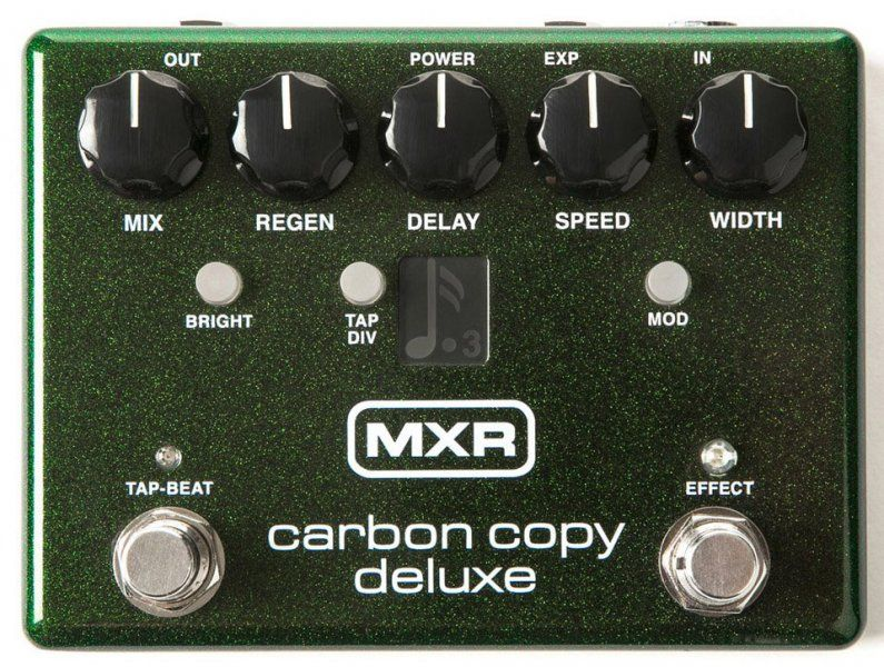 MXR M292 Carbon Copy Deluxe Analog Delay (1).jpg