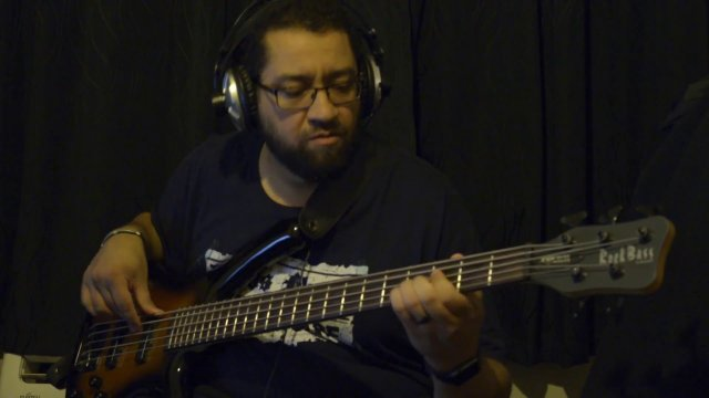 Bass Cover - Ohio Players 'Skin Tight'